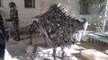 Sculpturi din metal ! decor exterior !