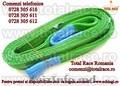 Dispozitive de ridicat sarcini din chingi,  productie Olanda