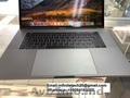 2016 Apple MacBook Pro Touch Bar Silver 15