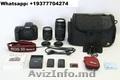 Aparat foto digital Canon EOS 5D Mark IV 30.4 MP MINT LN + Obiective Canon BONUS